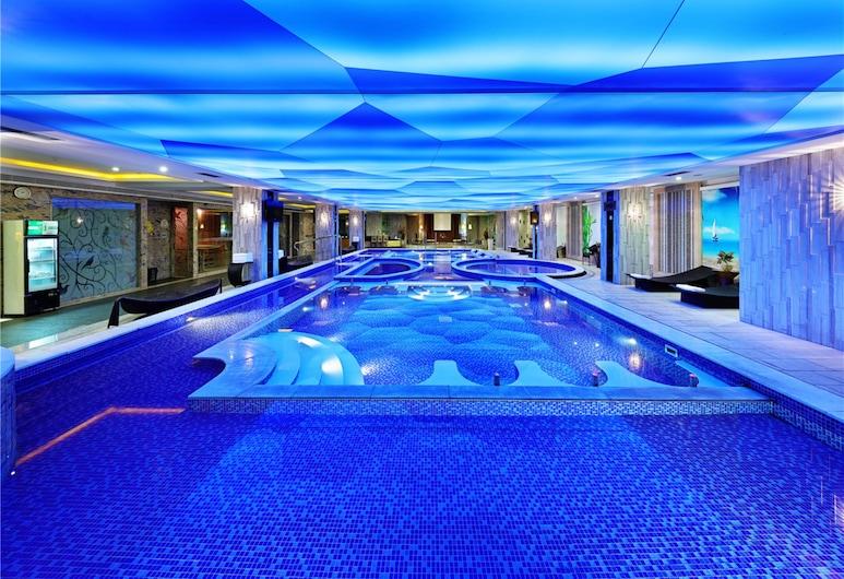 HJ International Hotel, Dongguan, Indendørs pool