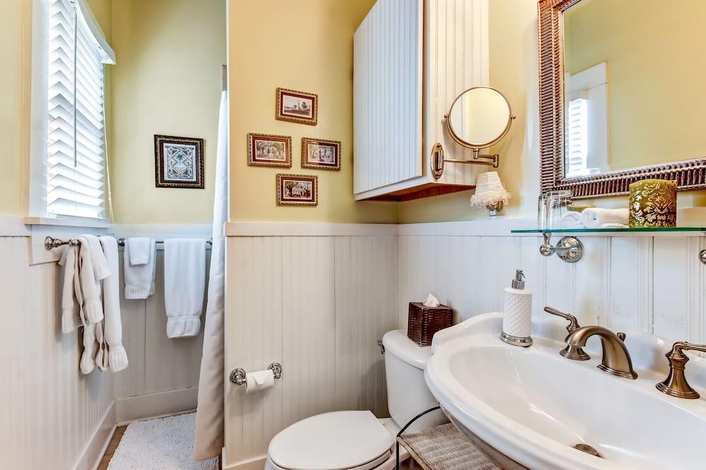 Apartmá, soukromá koupelna (Palmetto Suite) - Koupelna