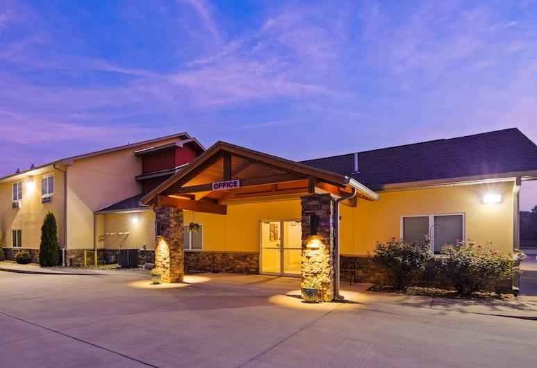 SureStay Hotel by Best Western Whittington Rend Lake, Whittington, Udendørsareal