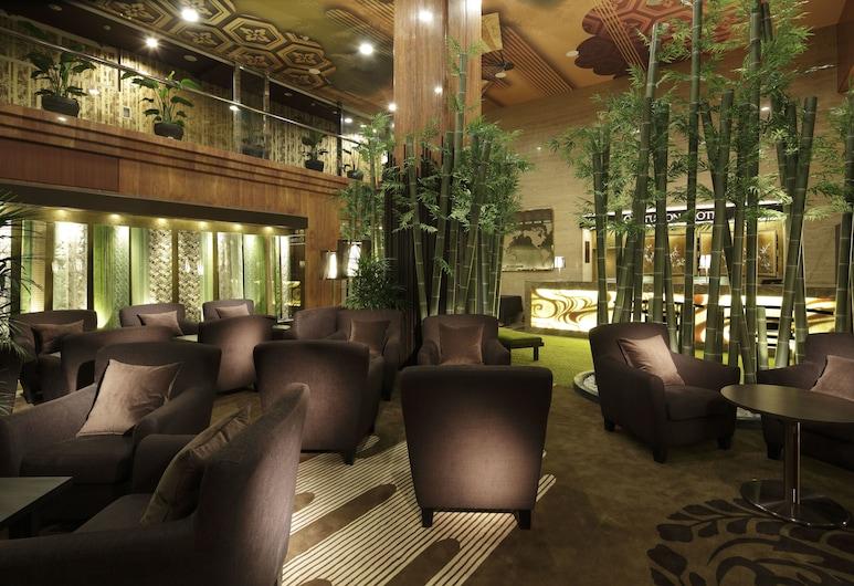 上野百夫長飯店, 東京, 大廳酒廊