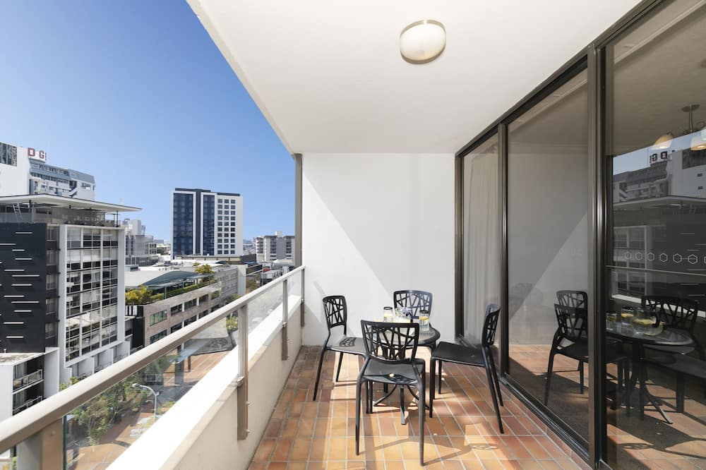Studio - Balkón