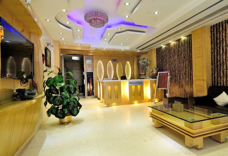 安曼國際新德里車站酒店, 新德里, 櫃台