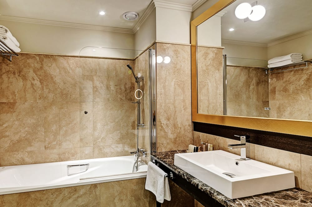 디럭스 더블룸 - 욕실
