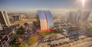 巴西利亞阿托斯布爾考普拉斯行政酒店的圖片