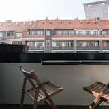 Design Room, 1 Double Bed, Balcony - Balcony