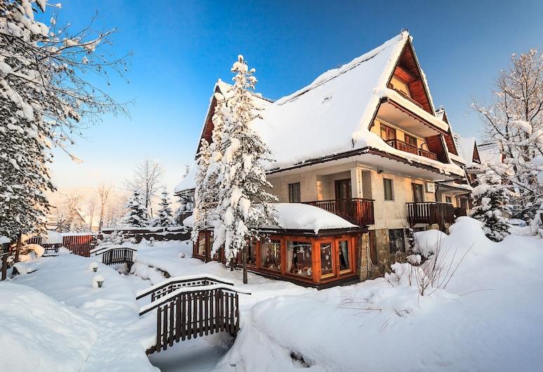 Hotel Czarny Potok, Zakopane, Viesnīcas priekšskats