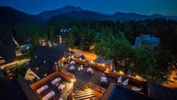 Fotografia do Hotel Belvedere em Zakopane