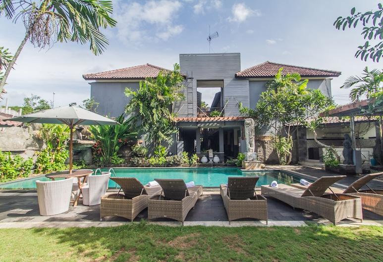 Jimbaran Lestari Hotel & Residence – Spa, Jimbaran, Solterrasse
