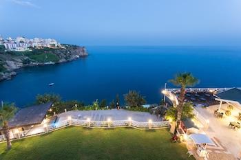 Antalya bölgesindeki Club Hotel Falcon resmi