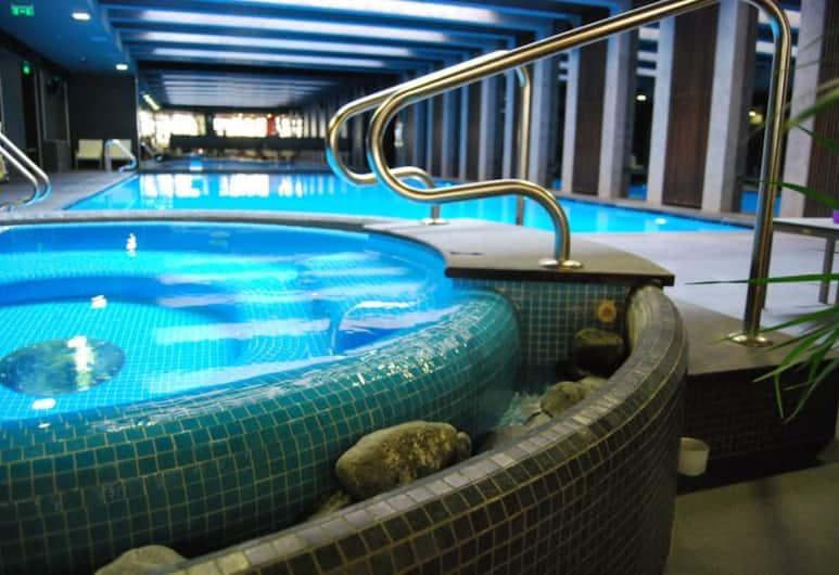 Bliss Hotel And Wellness, Budapest, Indoor Pool