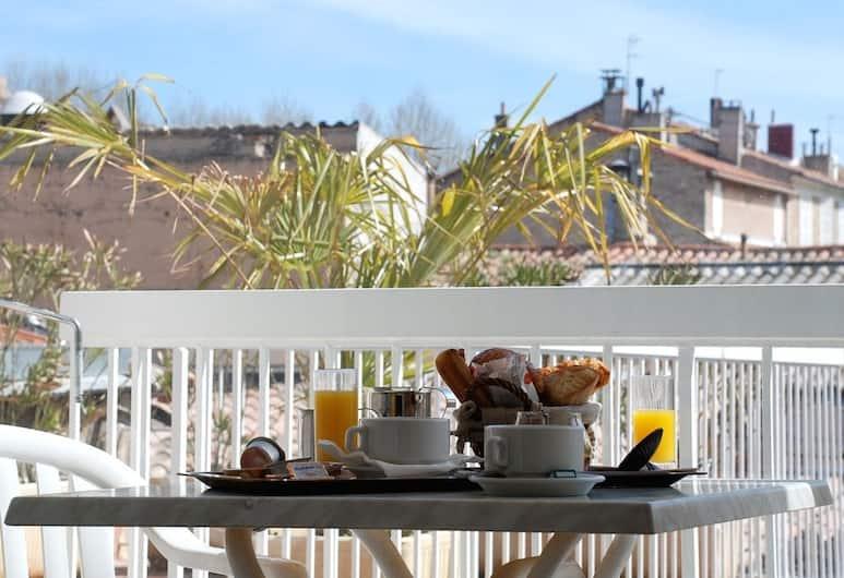Hotel Le Concorde, Aix-en-Provence, Superior Double Room, Balcony