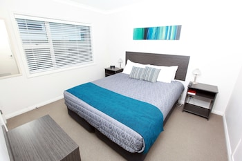 Foto van Beach Street Motel Apartments in New Plymouth