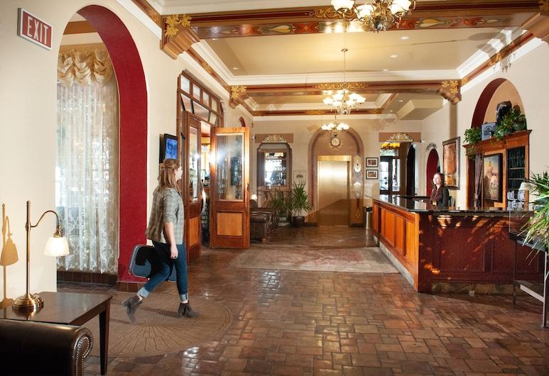Hotel Monte Vista, Flagstaff, Eteisaula