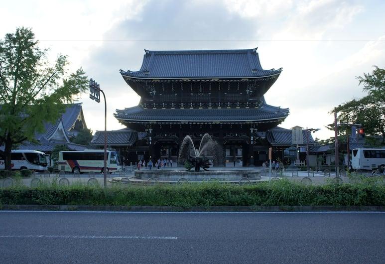 書籤庵 - 青年旅舍, Kyoto, 外觀