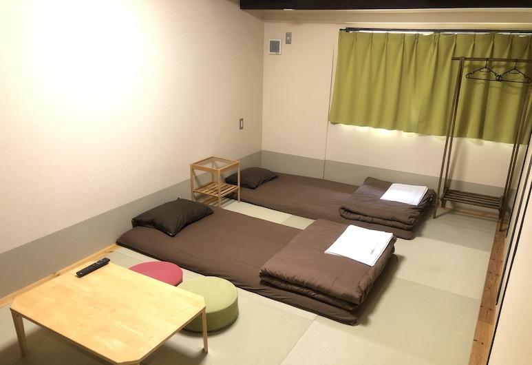 書籤庵 - 青年旅舍, Kyoto, 傳統客房, 非吸煙房 (Japanese Room), 客房