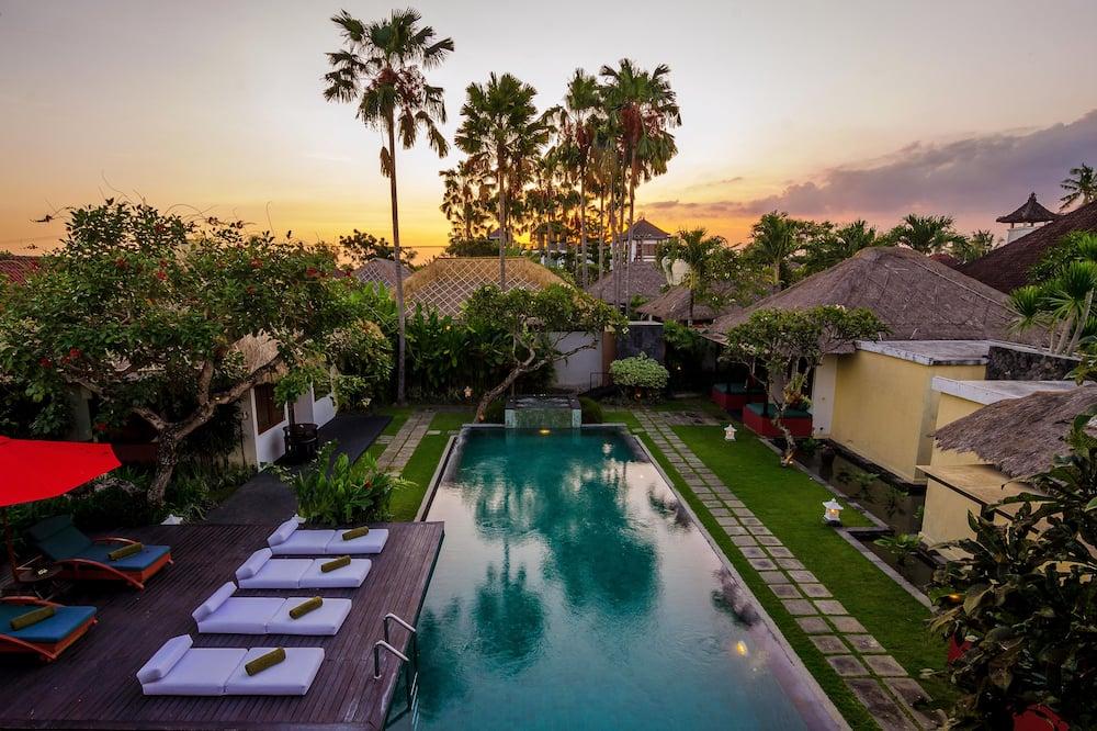 Villa, 3 Bedrooms, Private Pool (Mahesa) - Kolam Terbuka