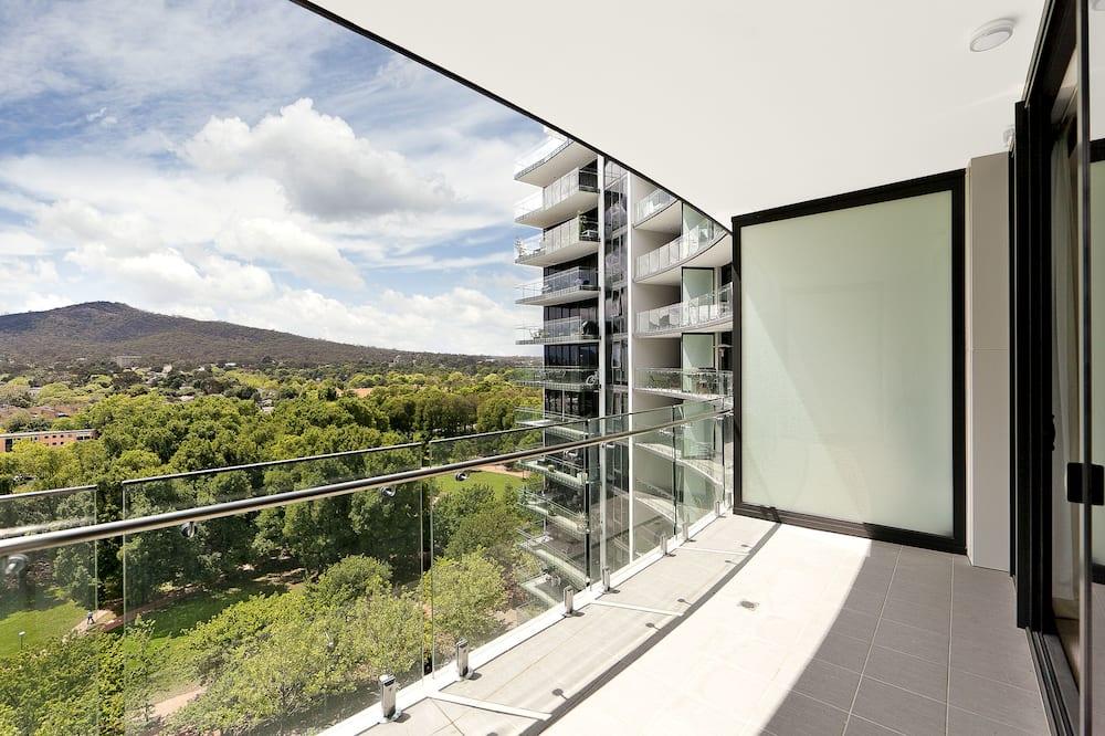 アパートメント (2 ベッドルーム) - バルコニー