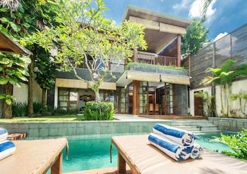 Fotografia hotela (Bale Gede Villas) v meste Bali (ostrov)