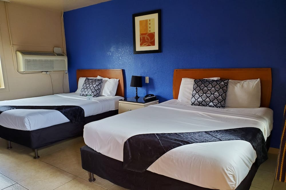 Classic Double Room, 2 Queen Beds - Guest Room