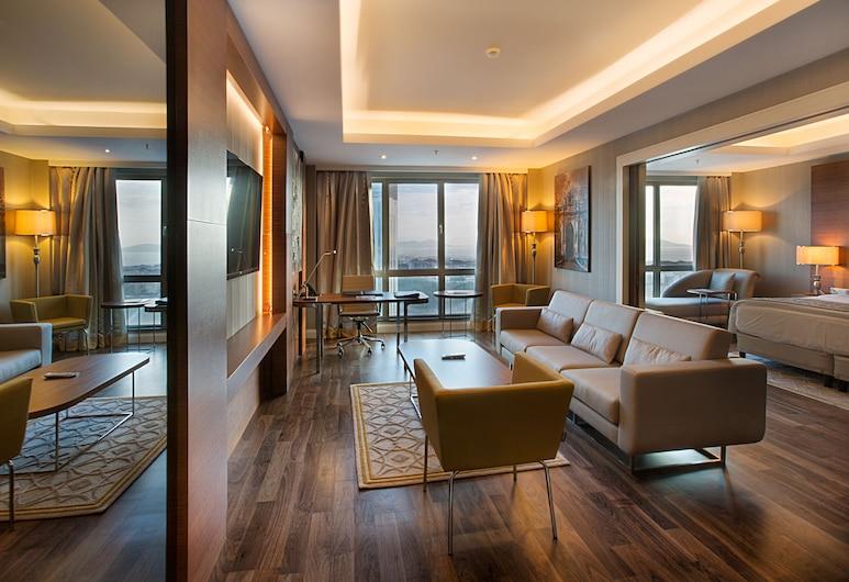 Dedeman Bostancı, Estambul, Suite ejecutiva, Vista de la habitación