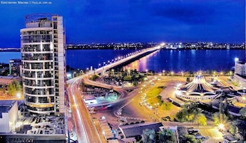 Picture of Most City Apart-Hotel in Dnipro