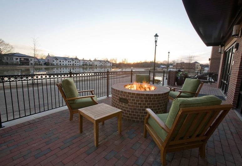 TownePlace Suites Jackson Ridgeland/Township at Colony Park, Ridžlandas, Balkonas