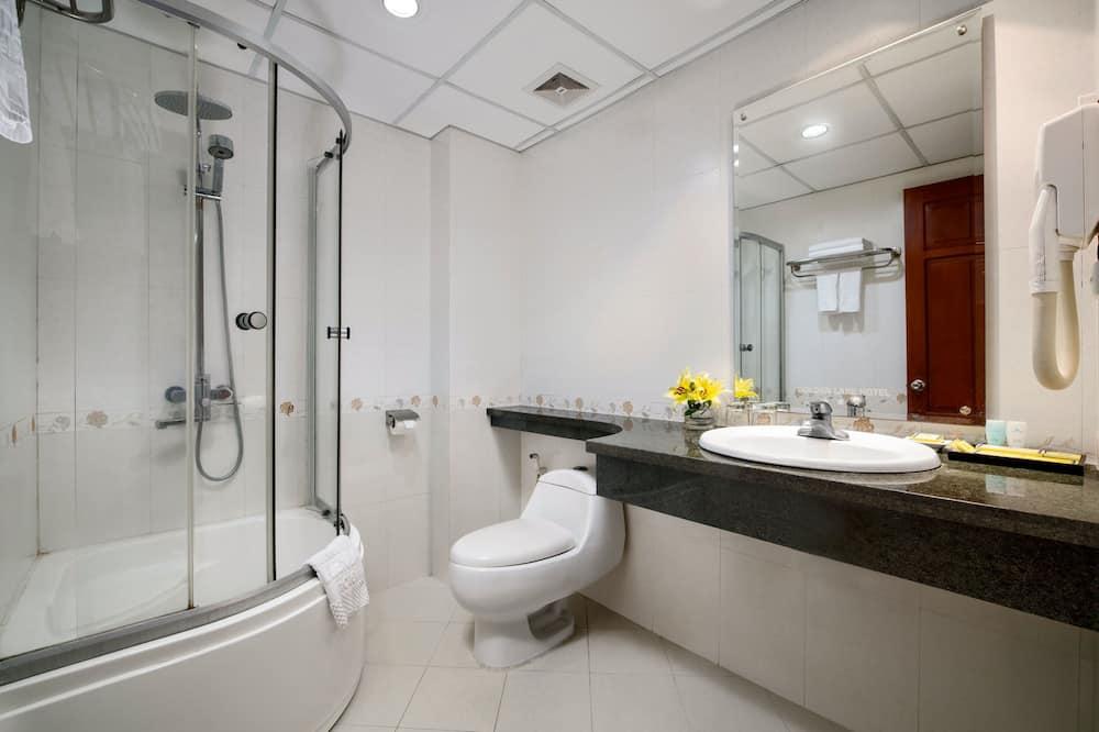豪華客房, 城市景 - 浴室