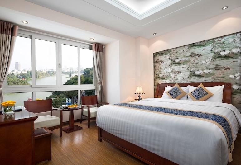 湖濱宮殿飯店, 河內
