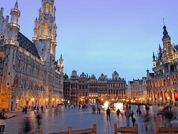 Фото Hotel Le Grand Colombier у місті Брюссель