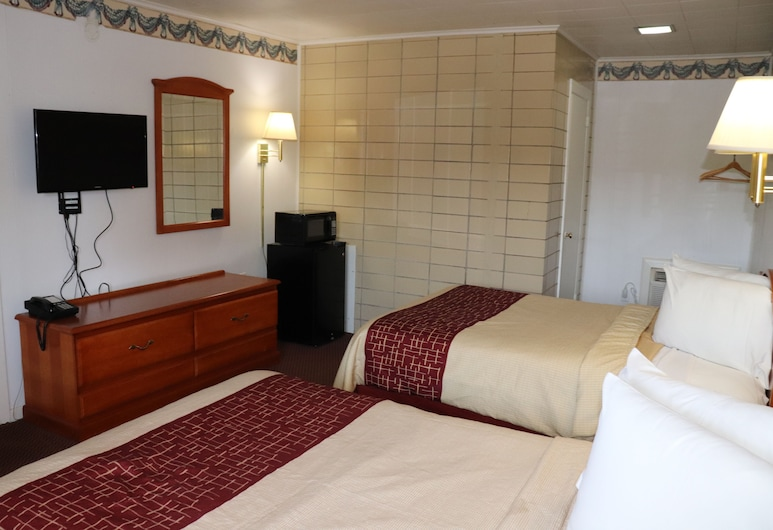 Bassett Motel, Williamsburg, Camera doppia, Camera