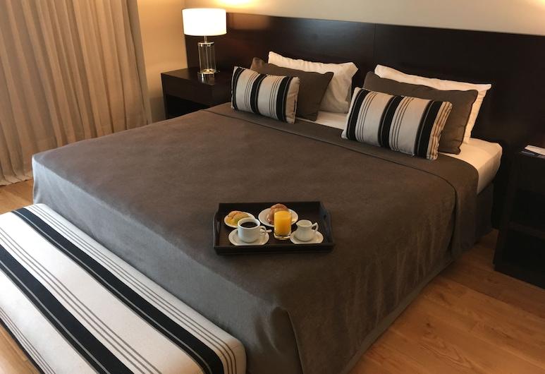 Hotel Metropolitano Supara, Buenos Aires, Suite, Gjesterom