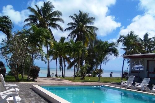艾圖塔基珊瑚礁汽車旅館/