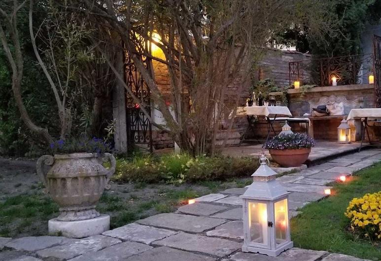 호텔 상 안토니오, 베네치아, 안뜰