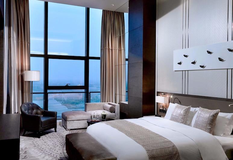 Melia Jinan, Jinan, The Level, Presidential Suite, Guest Room