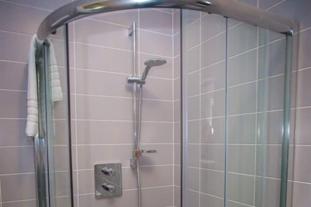 Deluxe-dobbeltværelse - eget badeværelse (No kitchen) - Badeværelse