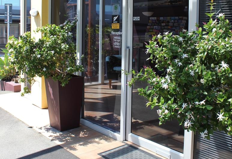 Harbour City Motor Inn, Tauranga, Pintu Masuk Hotel