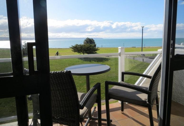 Harbour View Seaside Accommodation Napier, Napier, Studija, Svečių kambarys