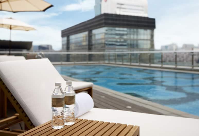 寒舍艾麗酒店, 台北市, 室外泳池