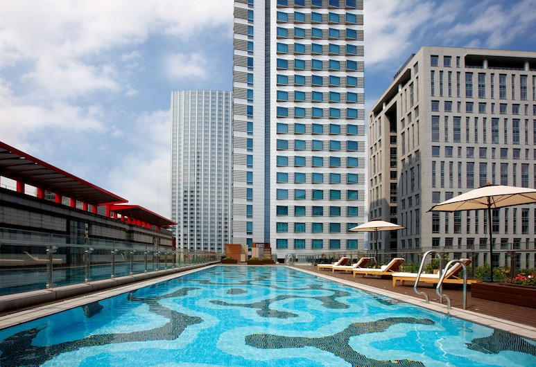 寒舍艾麗酒店, 台北市, 室外游泳池