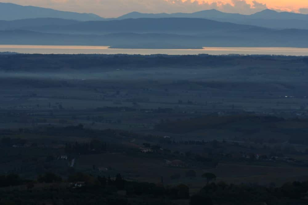 Classic apartman - Kilátás a hegységre