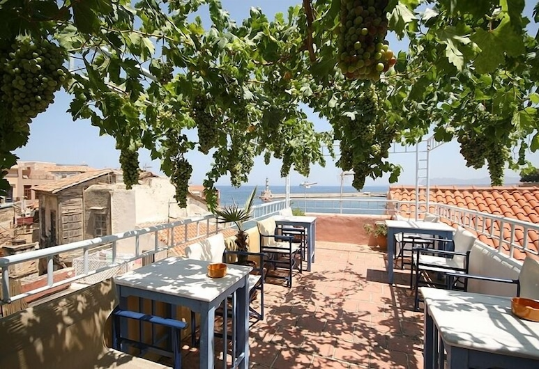 Nostos Hotel, Chania, Terrace/Patio
