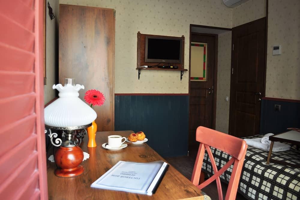 Стандартный одноместный номер - Зона гостиной