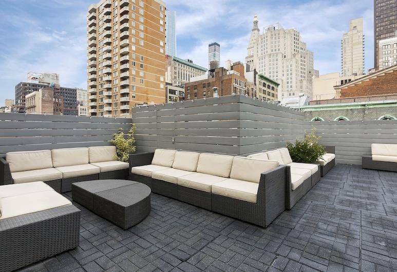 The Lex NYC, New York, Terras