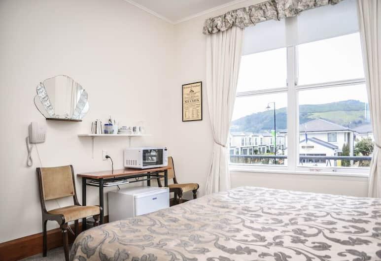 Trafalgar Lodge, Nelson, Chambre, 1 lit double, Chambre