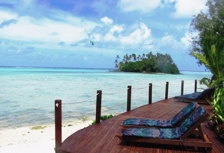 Muri Beach Resort, ררוטונגה, חוף ים