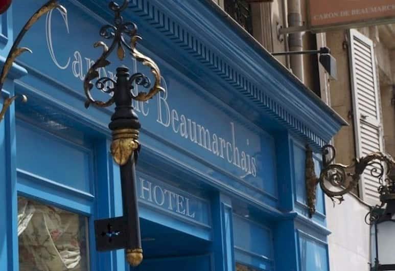 Hotel Caron de Beaumarchais, Paříž