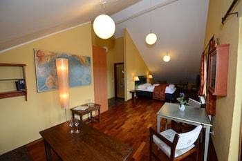 Bild vom Hotel & Restaurant Fru Larsen in Langå