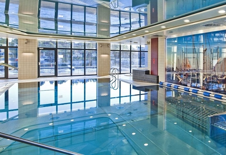 Hotel Mikołajki Leisure & SPA, Mikolaikos, Vidaus baseinas