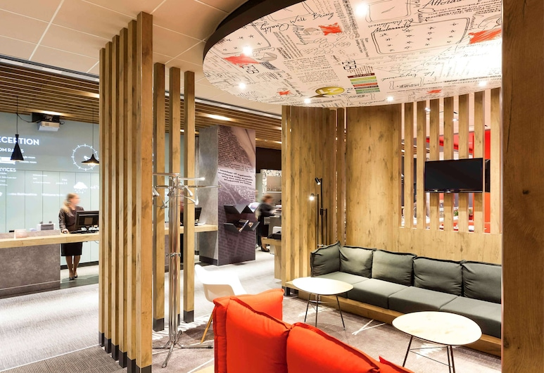 ibis Moscow Centre Bakhrushina, Moscow, Lobby