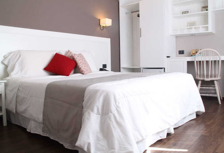 Hotel Milano, Punta del Este, Habitación doble, 1 cama doble, Habitación